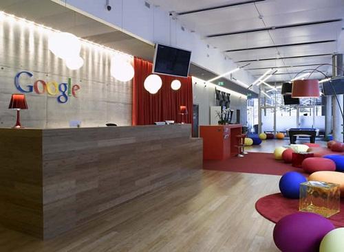 Decoración de interiores oficinas y el tema del negocio