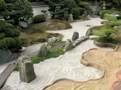 Foto de decoración de jardines rústicos