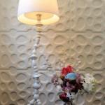 Innovadores y respetuosos con el medio: paneles decorativos 3D en la pared: