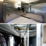 Diseño Escultural Habitable : Vivir  en un Loft Ultramoderno