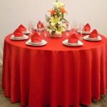 Manteles para mesa de comedor