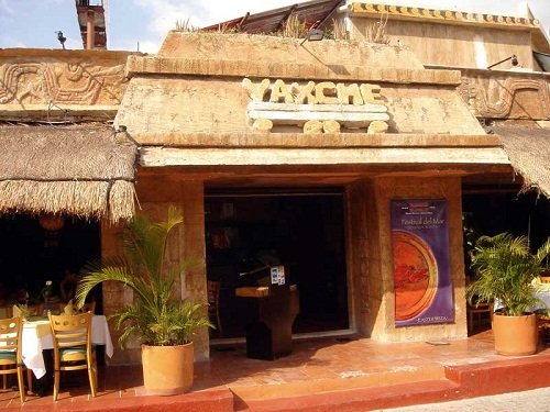 Imagen de decoración restaurantes rústicos