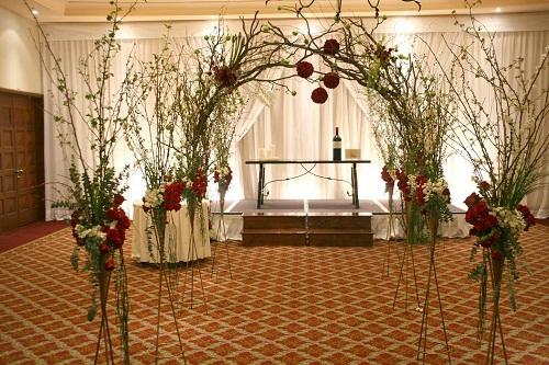 Imagen de decoración bodas civiles