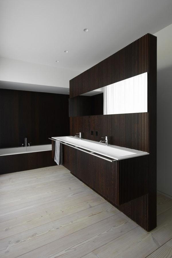 Diseño de interiores con cortinas al estilo minimalista (5)