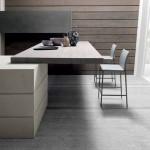 Cocinas modernas de cemento – Cocina moderna fabricada con cemento