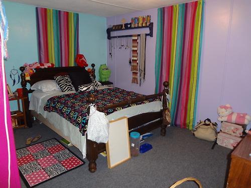 Decoración habitación juvenil (29)