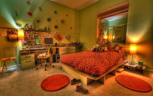 Decoración habitación juvenil (25)