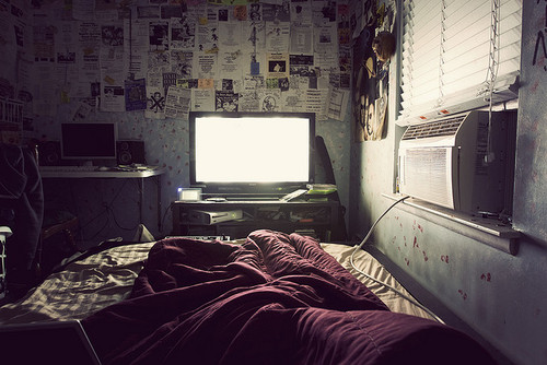 Decoración habitación juvenil (22)