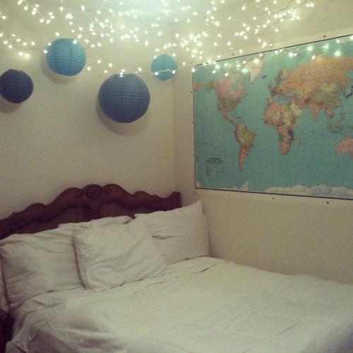 Decoración habitación juvenil (4)