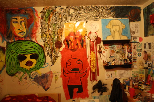 Decoración habitación juvenil (34)