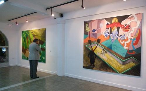 Pinturas decoración salones (2)