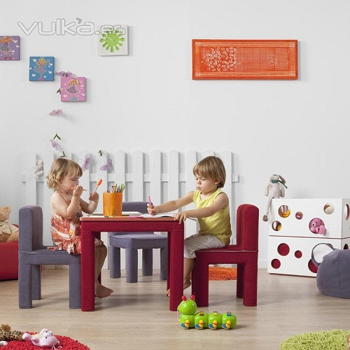 Decoración muebles infantiles