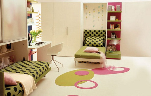 Decoración habitaciones juveniles (7)