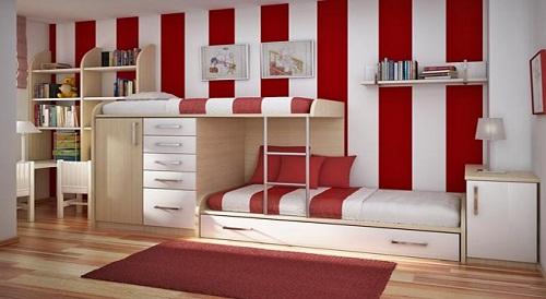 Decoración habitaciones juveniles (2)