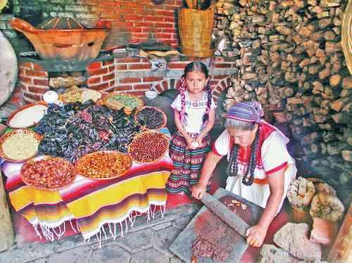 Cocinas mexicanas decoración (3)