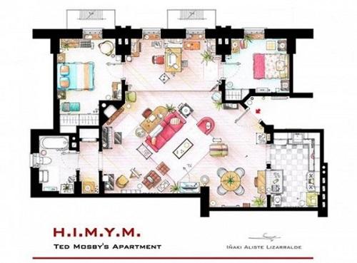 Decoración apartamentos modernos (3)