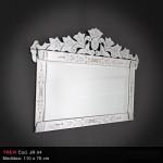Espejos venecianos decoración