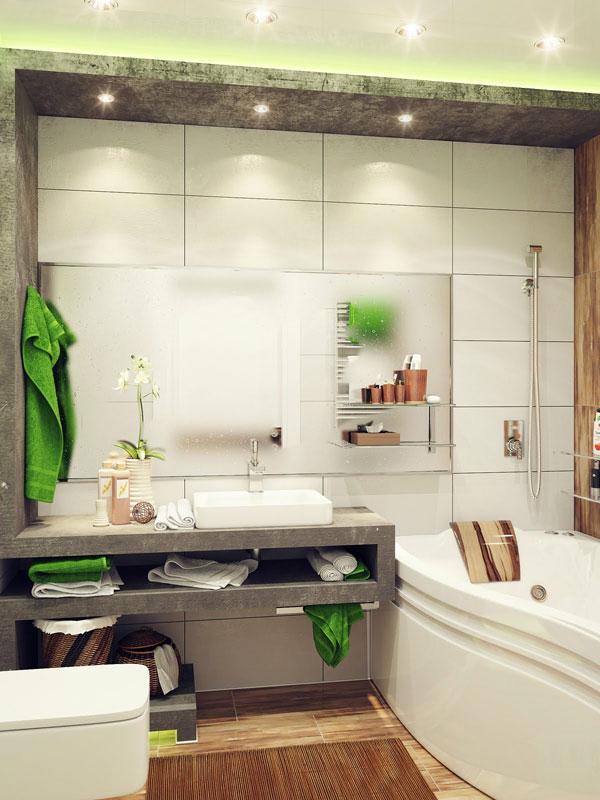 Baños decoracion fotos (14)