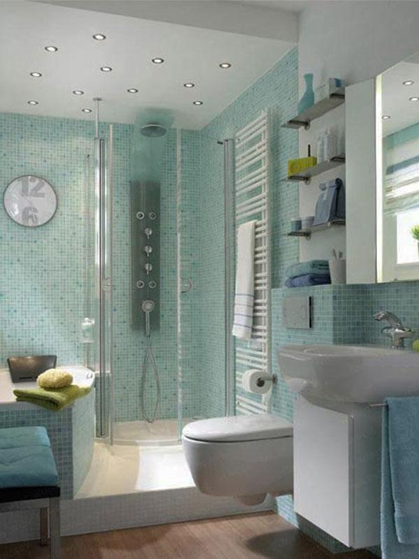 Baños decoracion fotos (12)