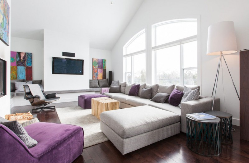 ¿Que se siente estar en un apartamento de una diseñadora de interiores? (8)