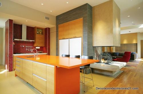 Aprende a elegir el color de tu cocina (3)