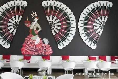 Decoración profesional de restaurantes (5)