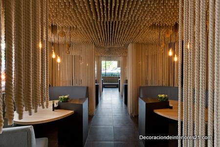 Decoración profesional de restaurantes (4)