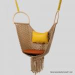 Louis Vuitton's y su nuevo diseño de sillas colgantes estilo nómada