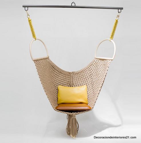 Louis Vuitton's y su nuevo diseño de sillas colgantes estilo nómada (1)