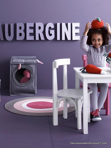 Alfombra para decoracion infantil