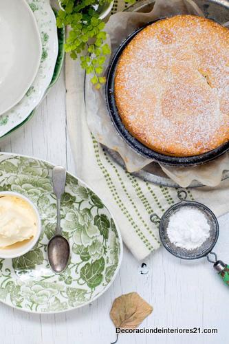 Decoracion con comida ó fotografiar comida de manera artística