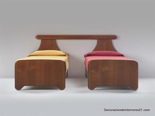 Diseños encantadores de camas realmente fuera de lo común (4)