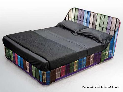 Diseños encantadores de camas realmente fuera de lo común (3)