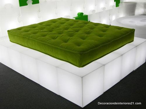 Diseños encantadores de camas realmente fuera de lo común (9)