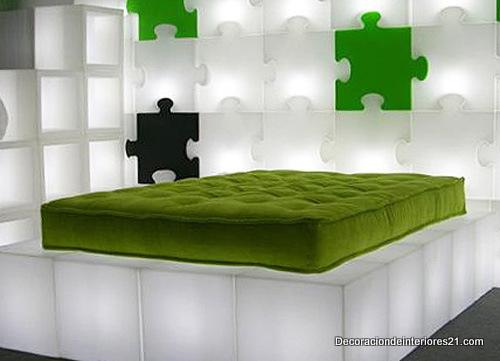 Diseños encantadores de camas realmente fuera de lo común (8)