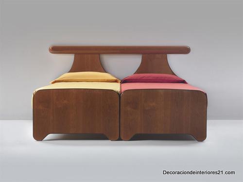 Diseños encantadores de camas realmente fuera de lo común (5)