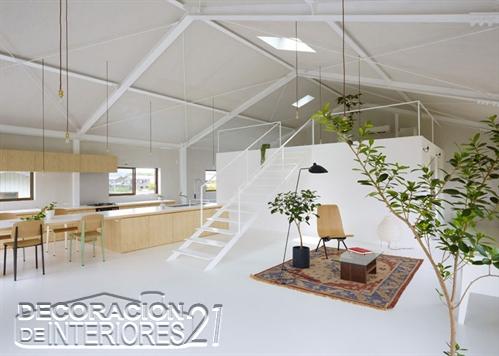 Mezzanine moderno en ambiente perfeccionado (26)