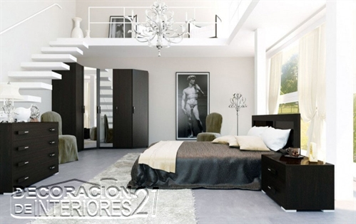 Mezzanine moderno en ambiente varonil  (28)