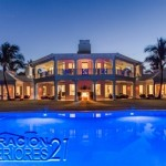 Conozcamos la mansión de playa de Celine Dion