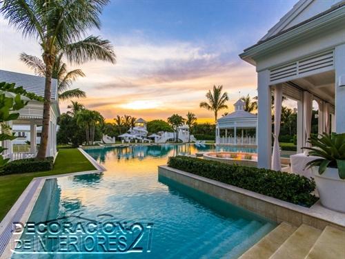 Conozcamos la mansión de playa de Celine Dion (3)