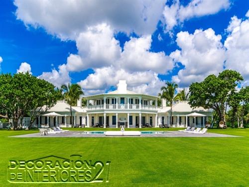 Conozcamos la mansión de playa de Celine Dion (4)