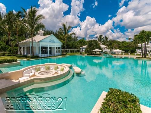 Conozcamos la mansión de playa de Celine Dion (5)