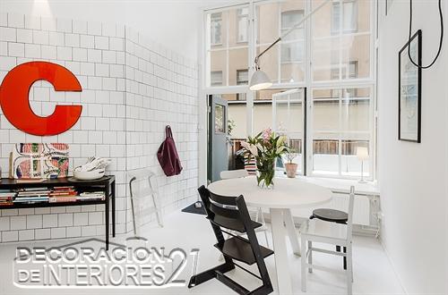 Gloriosos y amigables interiores suecos  (4)