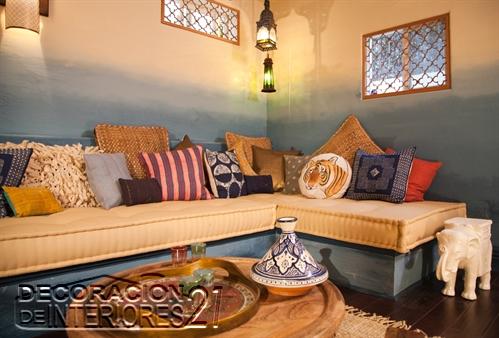 Pinta y decora tus paredes con efectos degradados (1)
