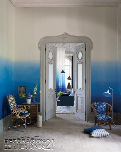 Pinta y decora tus paredes con efectos degradados (6)