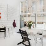Gloriosos y amigables interiores suecos