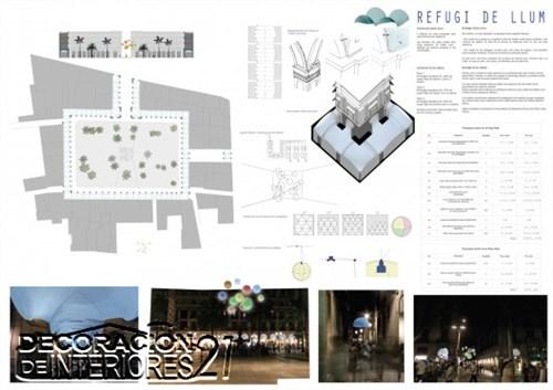 Propuesta triunfante para la iluminación Plaza Reial de Barce (13)