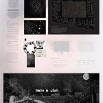 Propuesta triunfante para la iluminación en la Plaza Reial de Barcelona la PALMERES por Pablo Martinez