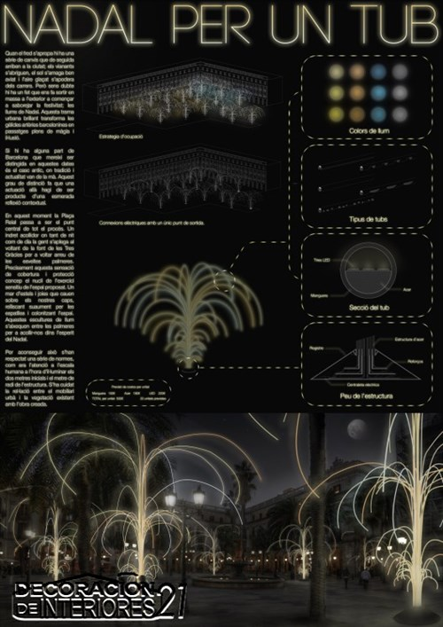 Propuesta triunfante para la iluminación Plaza Reial de Barce (5)