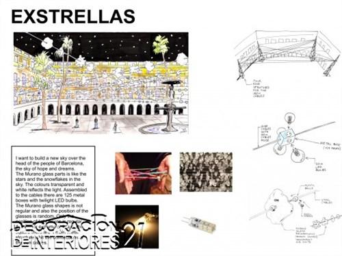 Propuesta triunfante para la iluminación Plaza Reial de Barce (9)